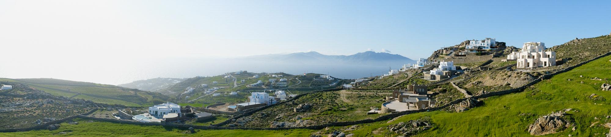 Mykonos Kastro View Location